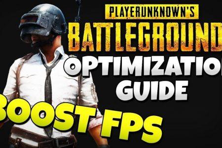 Playerunknown's Battlegrounds PUBG FPS Arttırma Yöntemleri 2