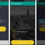 Android Firebase Restoran Sipariş Alma Uygulaması